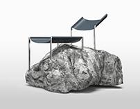 Excalibur Chaise