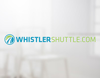 Whistler Shuttle Infographic Design
