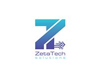 ZetaTech Solutions | Branding Identity