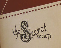 Identity for The Secret Society Lounge