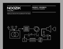 NOOZIK Branding