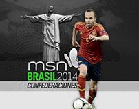 APP Copa FIFA Confederaciones Brasil 2013
