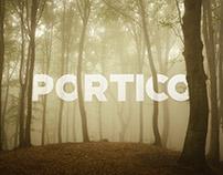 Portico - Free Font
