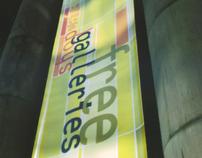 Manchester Art Gallery, Banner