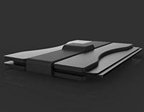 Design of Wallet Case + Strap