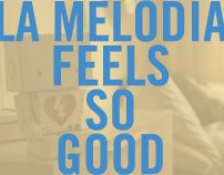 La Melodia - Feels so Good (live edit)