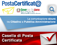 Cec Pac, web app for certified mail - 2011