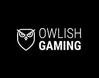 Gaming Hub Concept landing page