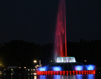 4th of July Fountain