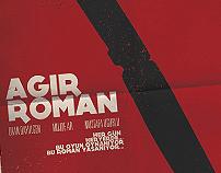 Minimal Turkish movie posters