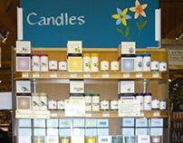 Merchandise Displays/Store Design