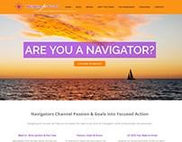 Navigating For Success Website Redesign