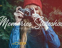 Memories Slideshow | After Effects Template