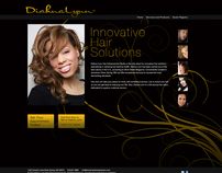 Diahna Lynn Salon Website