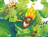 Jungle-Mobile