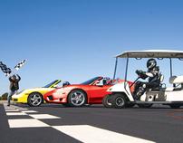 "Antec: ""Racer"" print ad"