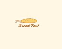 Bread Fast Logo