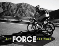 The Force Training Branding