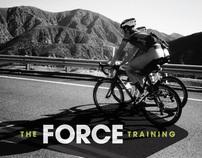 The Force Training Branding