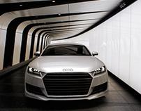 Audi TT CGI