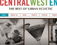 Central West End Website