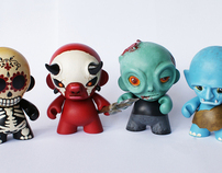 Mini Munny Customs