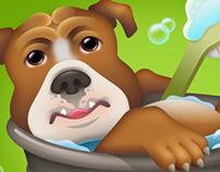Kama'aina K9 Adventures Bulldog, Chihuahua and Mastiff