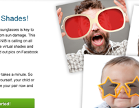 CNIB Show your shades