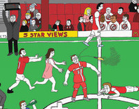 Football Anecdotes Posters