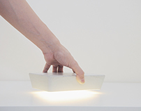 Brick Lamp - Reveal the Light