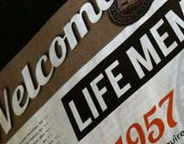 life membership ads