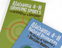 Alabama 4-H Program Brochures