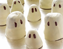 Ghosts and Dead Almonds