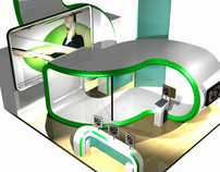 modular stand designs for KPN.