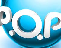 Go P.O.P   LOGO ID