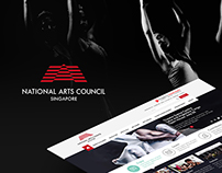 National Arts Council Corporate Website