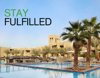 Holiday Inn Resort Dead Sea - Facebook Branding