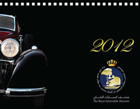 The Royal Automobile Club of Jordan Calendar 2012