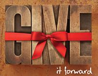 Gift Giving Catalogs Design