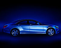 Mercedes ( Vogue Advertorial )