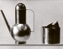 Bauhaus Coffee pot