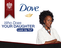 Dove - Rich Media Advertisement