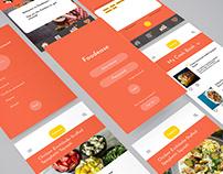 Foodease App Design