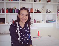 Video - Teaser para curso  online de moda e costura