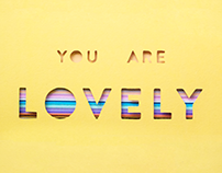 You Are Lovely