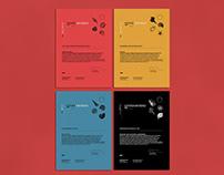 GRAPHIC DESIGN- Newsletter design