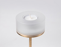 Candlestick Lamp 烛影灯