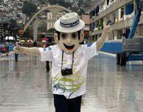 ... | John Carioca - mascote do carnaval do RJ 2011