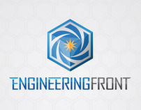 Engineering Front | Stationery + Logo design