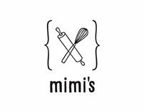 Mimi's Bakery Identity